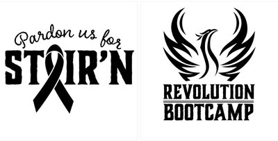 Pardon us for Stair'n - Revolution Bootcamp